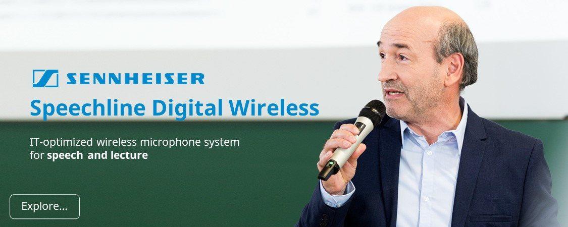 Sennheiser Speechline Digital Wireless
